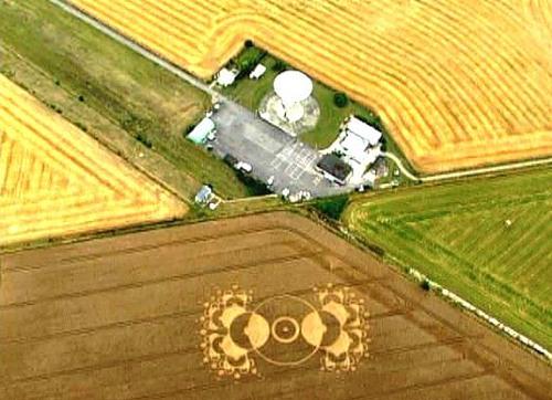 фото круги на полях расшифровка